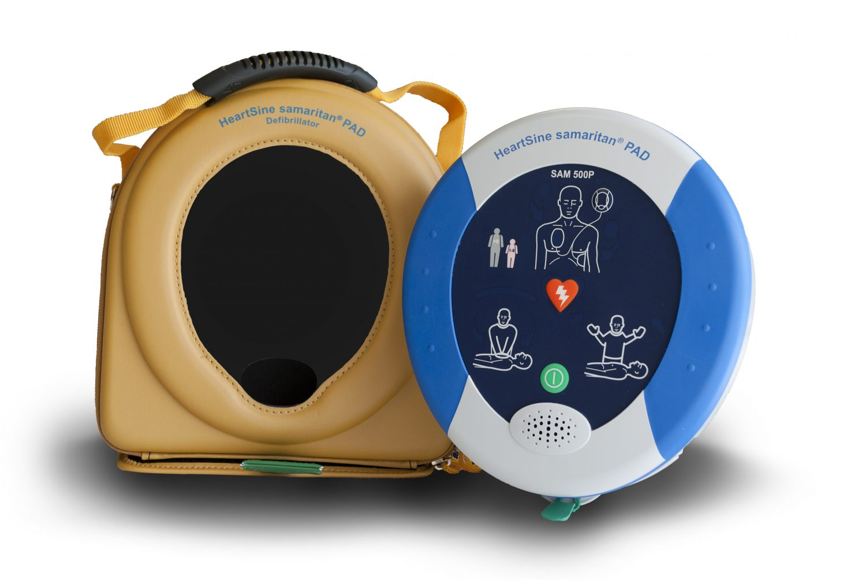 HeartSine Samaritan 350P & 360P